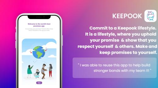 keepook-mobile-app-development